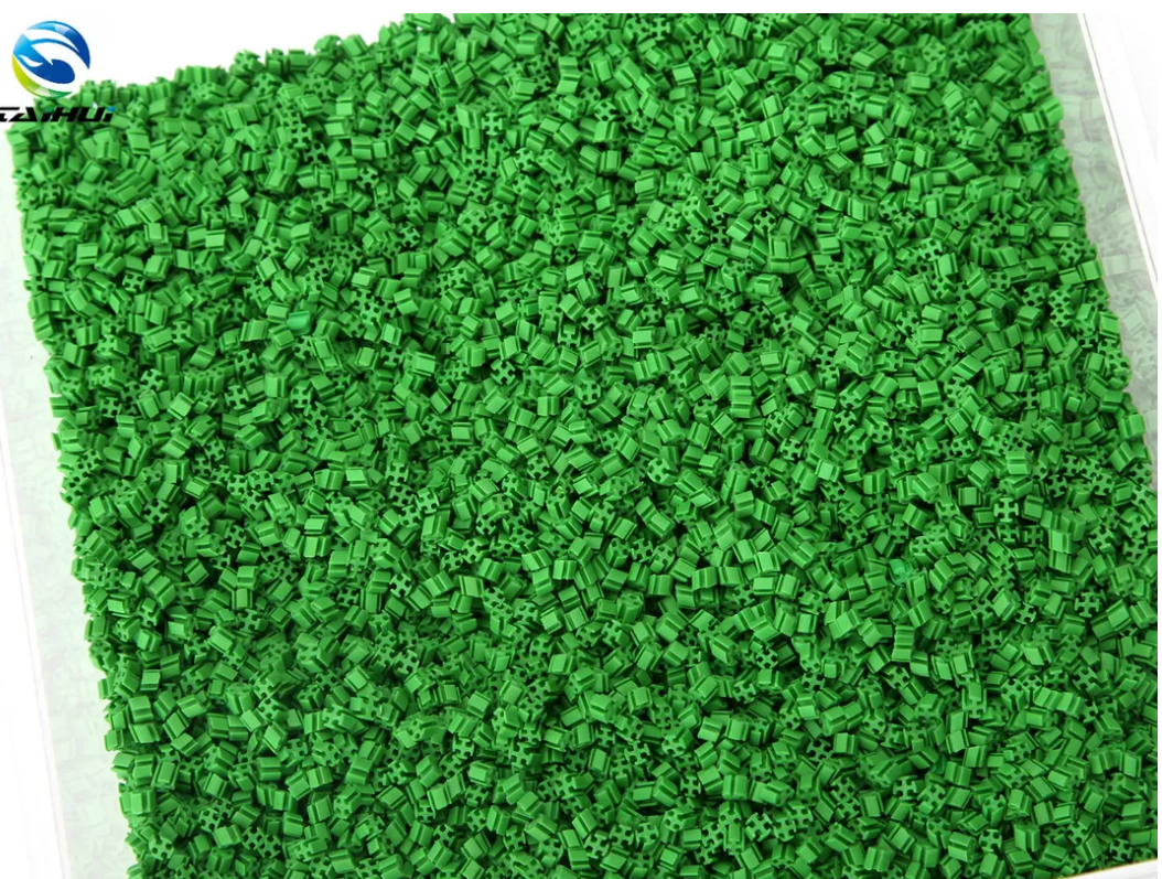 Environmental SEBS Rubber odorless Granulate For Tennis Soccer Hockey Baseball Court Artificial Grass System Food Grade