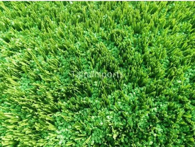 Low Bulk Density Recyclable SEBS Green Synthetic Turf Infill High Grade Indoor&Outdoor Soccer Sports Field