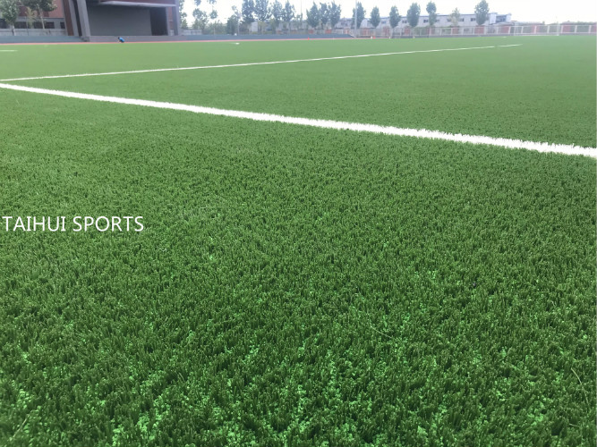 SEBS Shock Absorbing Rubber Infill Cooling granules Recyclable Turf Infill For Artificial Grass Less Filling Acid 9